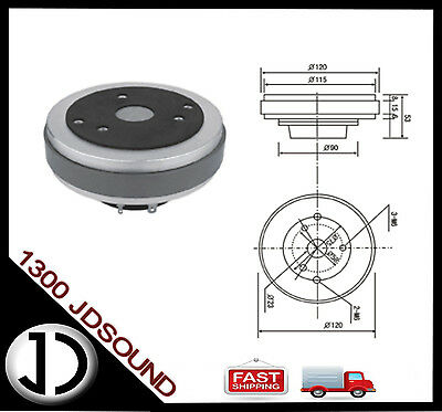 Ande ANG44-2Ti 80W compression driver NEW