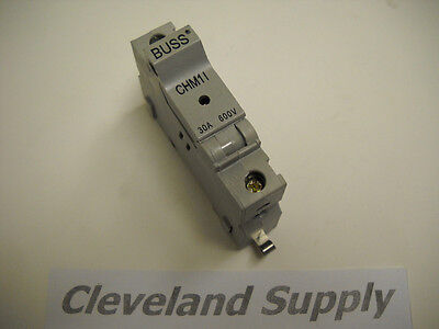 Bussmann Chm1I Fuse Holder  30A 600V  New Condition In Package