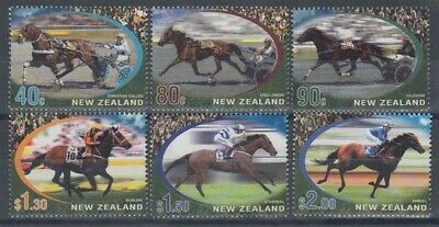 NEW ZEALAND MINT SET 2002 YEAR OF THE HORSE