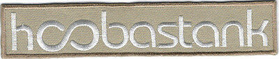 Hoobastank Embroidered Patch !