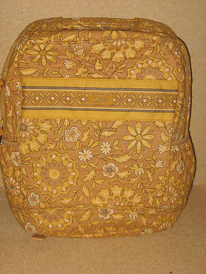 Longaberger  Sisters Back Pack Backpack Golden Fields MINT never used RARE!