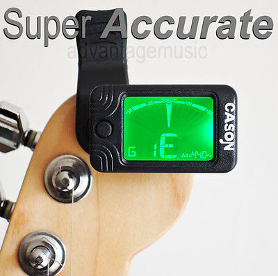 JMT Clip On Tuner and Metronome for Guitar Violin Bass Joyo