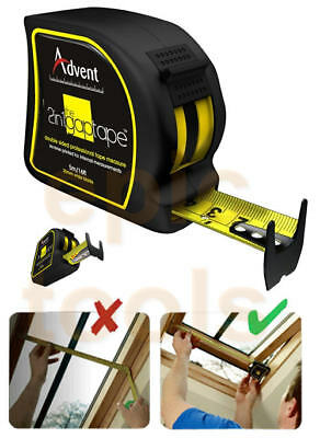 ADVENT 5m/16ft GAP Double Sided Metric & Imperial Internal/External Tape Measure