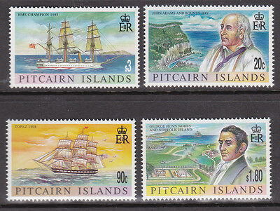1999 Pitcairn Island Millennium Commemoration 2nd Issue Multicoloured - MUH