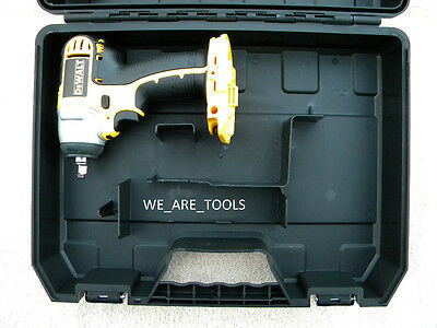 """New Dewalt Dc823 18V Cordless Battery Impact Wrench 3/8"""" With Case 18 Volt Xrp"""