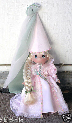 Precious Moments Co. Rapunzel Doll 2009