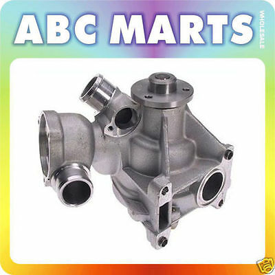 C467 Water Pump For Mercedes W201 W124 W126 300E 300SEL 260 300D 1032003701 New