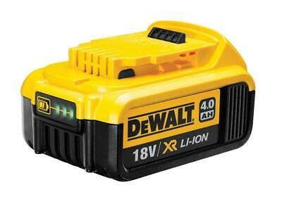 New Dewalt XR Genuine DCB182 18v 4.0Ah Li-Ion Lithium Slide-On Cordless Battery