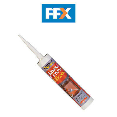 Everbuild EVBGPSGY General Purpose Silicone Grey 310 ml