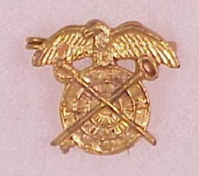 Home Front: Quartermaster Corps pin