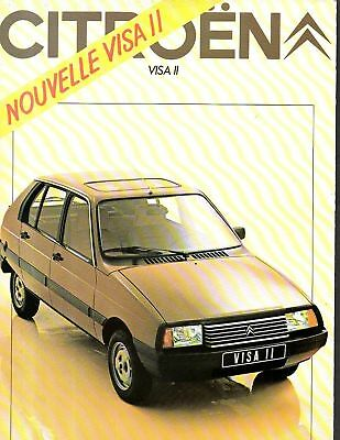 catalogue citroen VISA 2