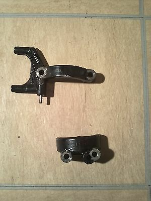 2000 Mercury 150Hp Starter Mounting Brackets 54