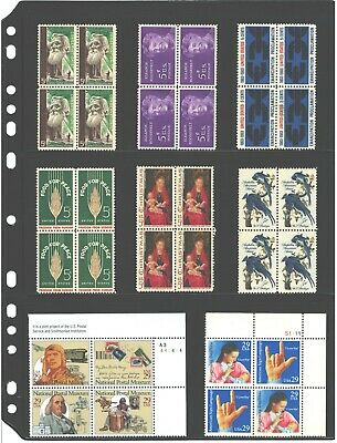 **ANCHOR 50 Stock Pages 3 S (3-Rows) for Plate Block & S/S stamps (Black sheets)