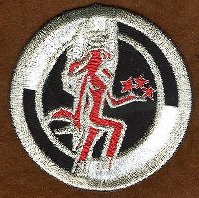 B5  Babylon 5  Red Angel Squadron Embroidered Patch