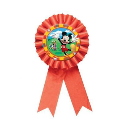CLEARANCE Mickey Mouse Clubhouse Birthday Party Award Ribbon