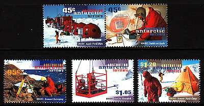 1997 AAT 50th Anniversary of ANARE - MUH Complete Set