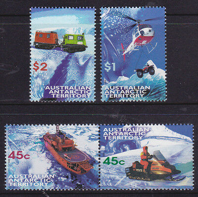 1998 AAT Antarctic Transport MUH