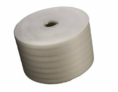 "376' x 12"" Foam Wrap 1/16"" Thick  Roll  Perforated Every 12""  Free Shipping"
