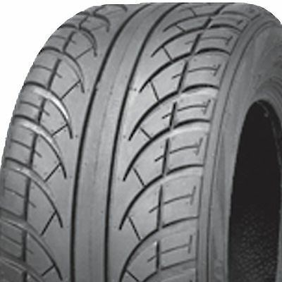 1) 205/50-10 non lifted Golf Cart TIRE Wanda Journey P826 4ply DOT road Legal