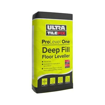 Deep Fill Floor Levelling Compound - Ultra Level IT 1