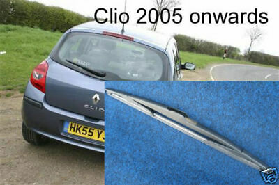 NEW Rear Wiper Blade Renault Clio 2005 2006 2007 2008 2009 2010 YEARS
