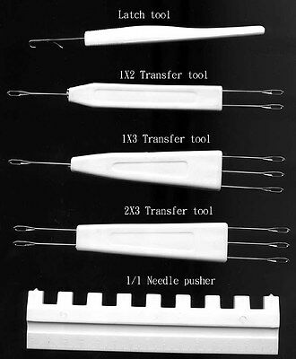 KH260 SK155 Tools For Machine Knitting Brother Singer Silver Reed Spare Parts