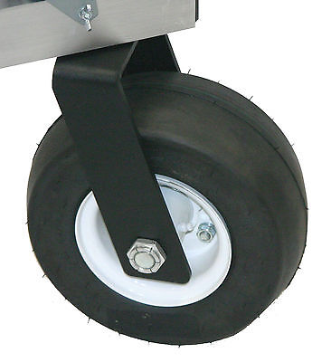 New JonyJib TD600-PW Pneumatic Dolly Wheels / Tires