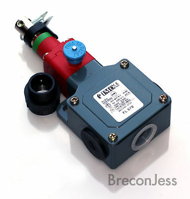 IMO FL678 Limit Switch Standard Rope Operated with Reset MBB005b