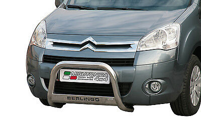 Pare Buffle Homologue Inox Citroen Berlingo