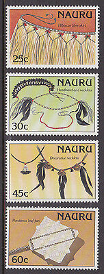 1987 Nauruan Artifacts MUH