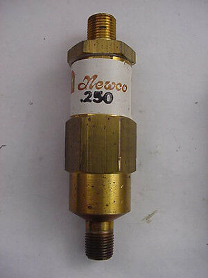 Newco Coffee Water Filter .250 Pipe Thread Connection Ships on the Same Day