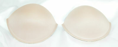 Gel Push Up Sew In Bra Cups Nude Color Sizes A B C D DD Cup Brand New