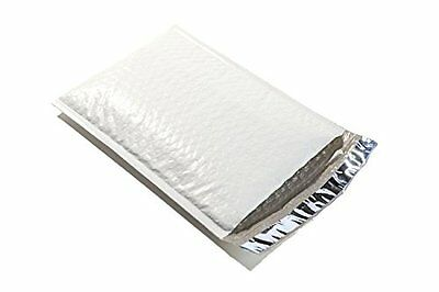 500 #00 POLY BUBBLE MAILERS PLASTIC ENVELOPES 5X10 + FREE EXPEDITED SHIPPING!