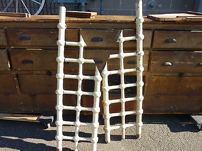 PR victorian stick & ball porch fragment braces PITTSBURGH, PA 50 x 15""