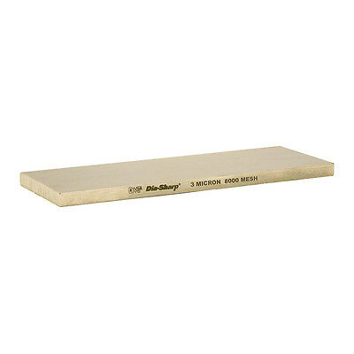"DMT D8EE Dia-Sharp Diamond Sharpening Bench Stone - 8"" Extra Extra Fine"
