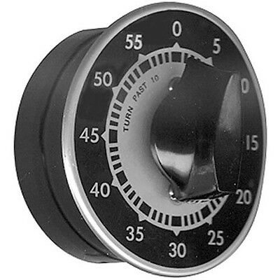 09/ Timer 60 Min W/dial Plate/knob For Cleveland Steamer