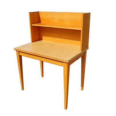 3ft Vintage Mid Century Gaylord Library Desk