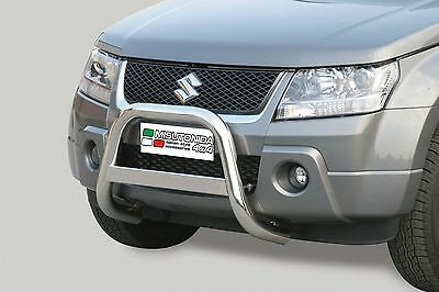 Pare Buffle Suzuki Grand Vitara Homologue Inox Diametre 63