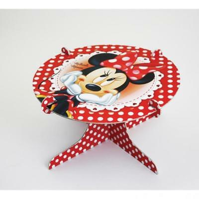 Minnie Mouse Red Polka Dot Party Cupcake Stand