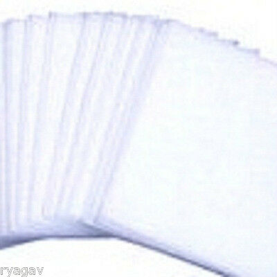 """EMSS2041~100 Cotton Gun Cleaning Patches~ .22 - .270 cal ~ 5-6 mm ~ 1 1/8"""" sq"""