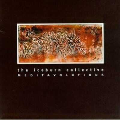 Iceburn Collective, the - Meditavolutions REVELATION RECORDS CD NEU OVP