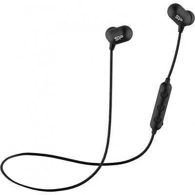 Silicon Power BP61 Bluetooth Headphones 4.1 In Ear aptX Stereo IP64 Sweatproof