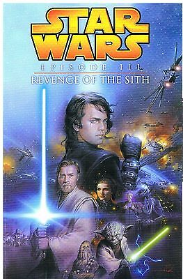 Star Wars Episode III Revenge of the Sith Trade Paperback