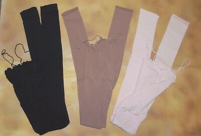NEW Supplex Bodytights SOFT Ladies szs Footless Transition #2053 3 colors Dance