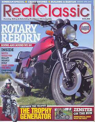 REAL CLASSIC No.96 / April 2012 (NEW)*Post included to UK/Europe/USA