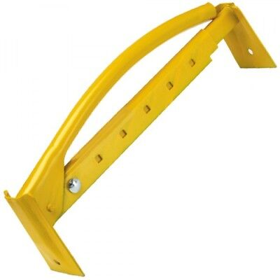 """MARSHALLTOWN 16""""/40CM Adjustable 6-10 Brick Tongs Hand Clamp Lifter Carrier,M88"""