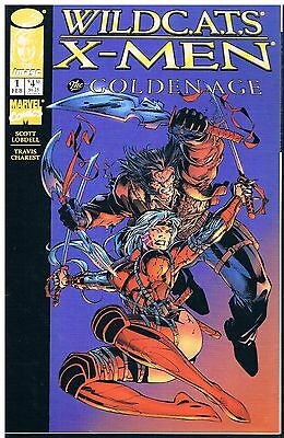 Wildcats / X-Men The Golden Age No.1 / 1997 One-Shot