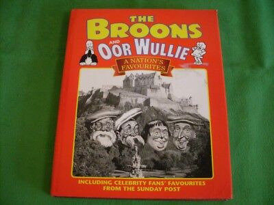 The Broons And Oor Wullie A Nations Favourites H/b