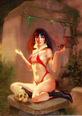 Vampirella 2012 Breygent Set Of 72 Cards