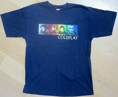 Coldplay Band T-Shirt - Large (L) - New